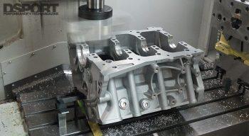 R35 HKS GT1000 Block