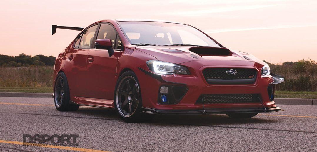 Subaru STI Lead