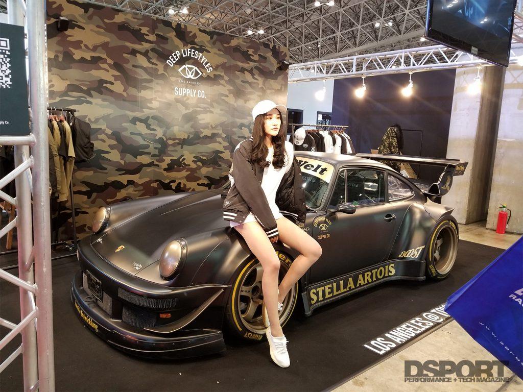DSPORT TAS 2018 Porsche