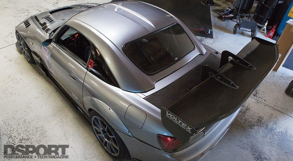 Laptimer 2000 >> 347 WHP Supercharged Honda S2000 - DSPORT Magazine