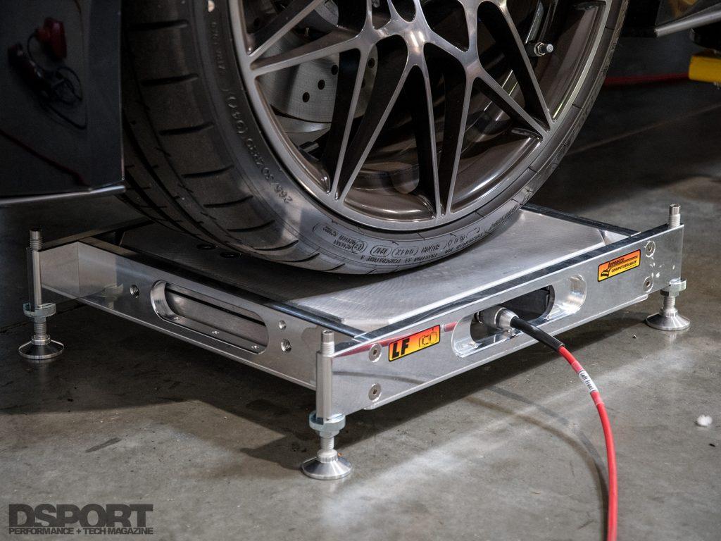 Supreme Power BMW M2 Scales