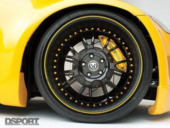 350z Wheel
