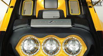 350z sound system