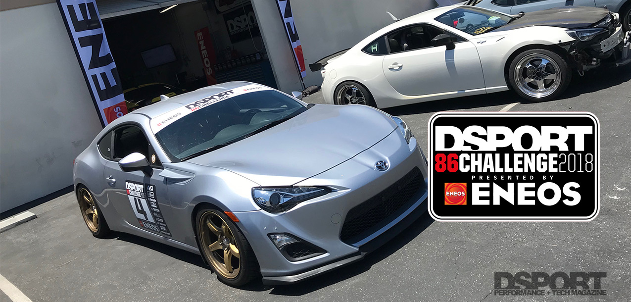 Fr S 86 Brz Forced Induction Challenge Presented By Eneos