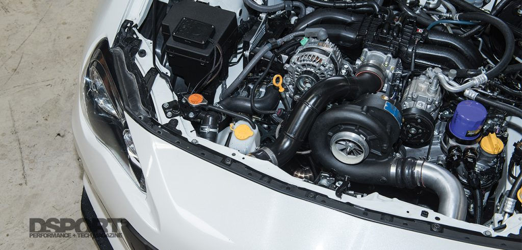 La Sleeve Subaru Brz Build Part 3 Dsport Magazine