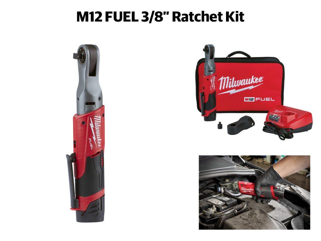 Milwaukee Ratchet
