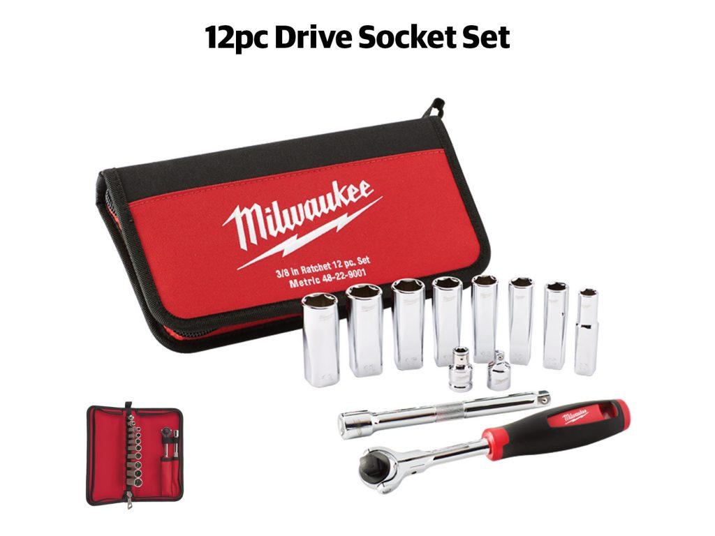 Milwaukee Socket