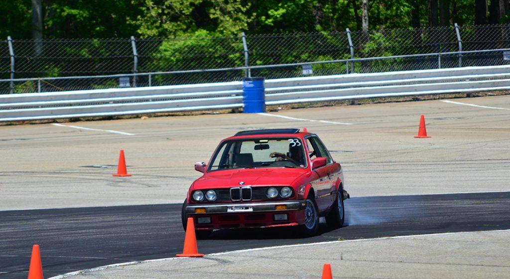 Classic Motorsports Skidpad Challenge