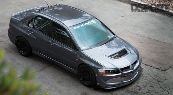 Mitsubishi Evo Front