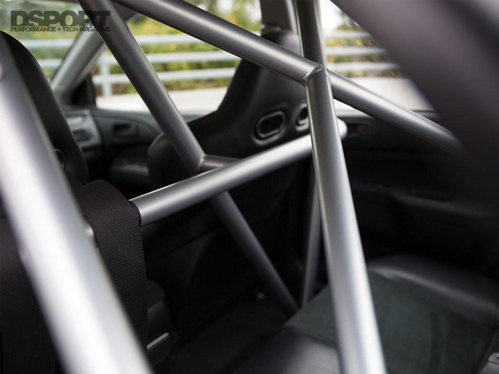 Mitsubishi Evo Cage
