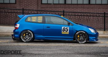 Honda Civic Si EP3 Lead