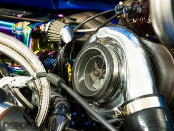 Honda Civic Si EP3 Turbocharger