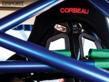 Honda Civic Si EP3 Cage