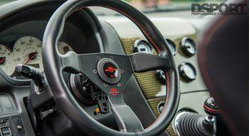 Honda Civic Si EP3 Steering Wheel
