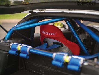 Mazda RX-7 Cage