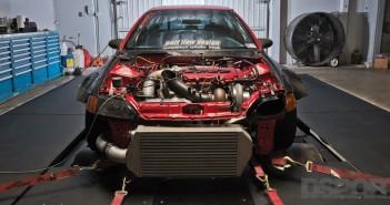 DSPORT Project FAME Civic 1000+ horsepower Honda B-Series Engine