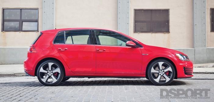 2015 Volkswagen GTI SE as featured in DSPORT Magazine First Drive