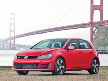 2015 Volkswagen GTI SE as featured in DSPORT Magazine First Drive