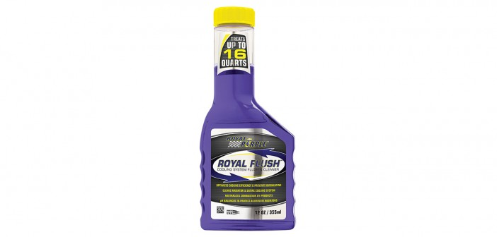 Royal Purple's Royal Flush Cooling System Flush and Cleaner