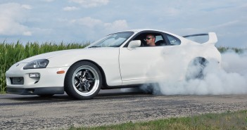 DSPORT Magazine feature car 1,174-horsepower Toyota Supra