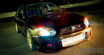 DSPORT Test & Tune Subaru Impreza STi GDB Part 2
